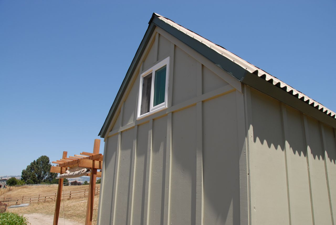 building without a permit | sonoma shanty