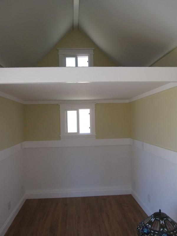Loft and Kitchen Area